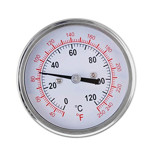 MagiDeal Thermometer Outdoor Camping Barbecue