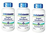 Super Miraforte with Standardized Lignans 120 capsules-PACK-3