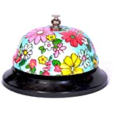 Dolphin™ Floral Call Bell - QJ125 (Assorted Designs)