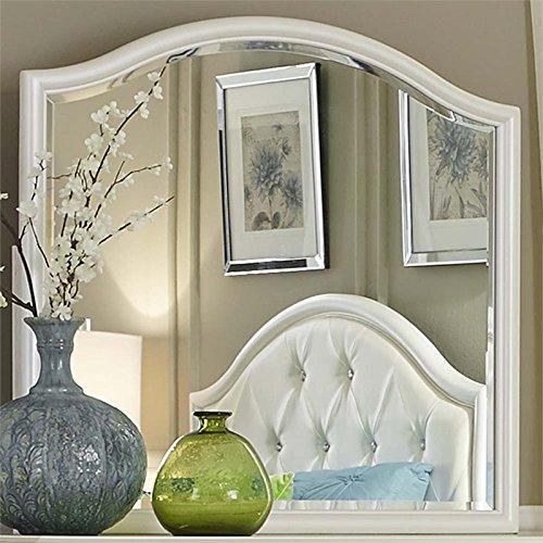 - Liberty Furniture INDUSTRIES 710-BR50 Stardust Mirror, 39