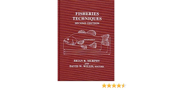 Fisheries techniques 2nd second edition by murphy brian r fisheries techniques 2nd second edition by murphy brian r willis david w e published by amer fisheries society 1996 amazon books fandeluxe Image collections