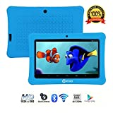 """[2018 Upgraded K1] Contixo 7"""" Kids Tablet 