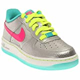 Galleon - Nike Boy s Air Force 1 Low Basketball Sneaker Dark Grey ... e052a1758