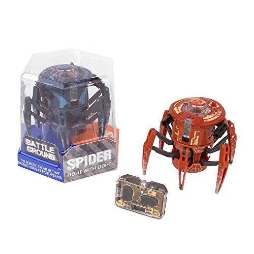 Hexbug Battle Ground Spider Fight With Light, Assorted Colors