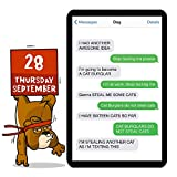 Texts from Dog 2017 Day-to-Day Calendar