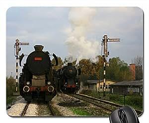 Train Locomotive 33-504 Mouse Pad, Mousepad
