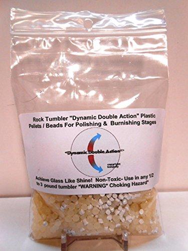Rock Tumbler Dynamic Double Action Plastic