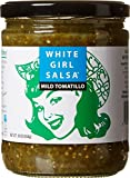 UPC 858627003016, White Girl Wg Salsa Mild Tomatillo 16 oz (Pack Of 6) ( Value Bulk Multi-pack)