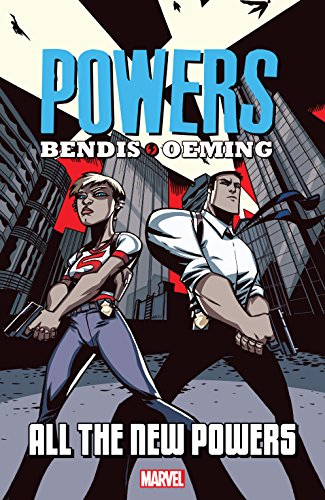 Powers Vol. 1: All The New Powers (Powers (2015-))