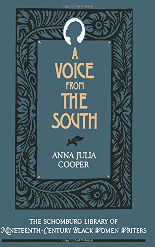 A Voice from the South (Schomburg Library of - Voices From The Pacific