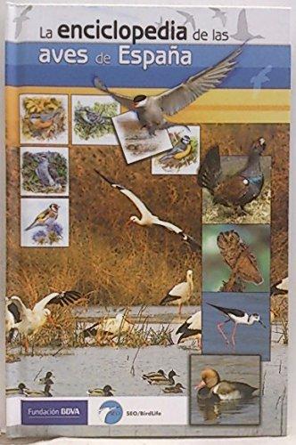 La Enciclopedia De Las Aves De España: Amazon.es: Seo/Birdlife: Libros