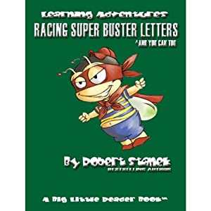 Racing Super Buster Letters (And You Can Too) Audiobook