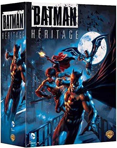 aperçu de Style magnifique Excellente qualité Batman Héritage : Le fils de Batman + Batman vs robin + ...