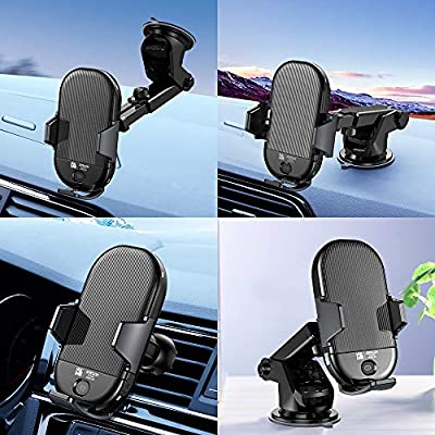 TuYin Universal Smartphone Car Air Vent Mount Holder Cradle