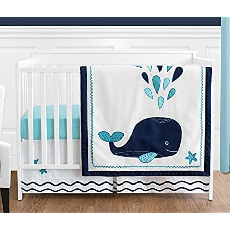 51Vcsf071rL._SS450_ Nautical Crib Bedding and Beach Crib Bedding