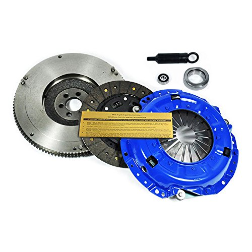 Pickup Clutch Flywheel - EFT STAGE 2 CLUTCH KIT + FLYWHEEL 1984-1988 TOYOTA PICKUP 4RUNNER 2.4L 22R 22RE