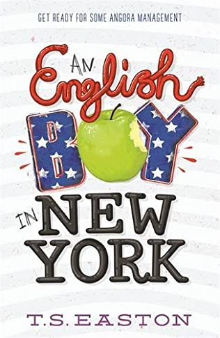 book cover of An English Boy in New York