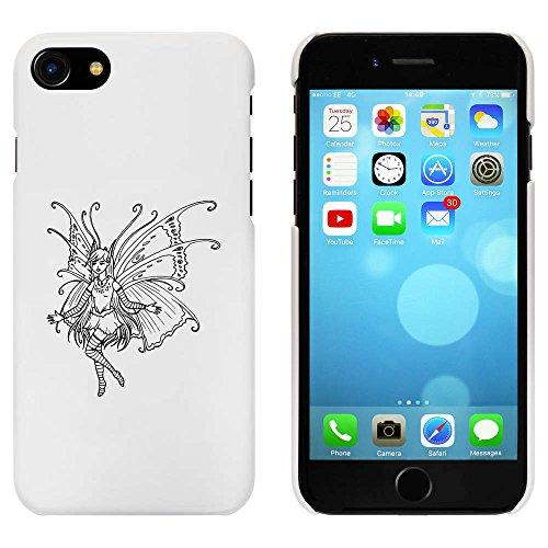 Blanc 'Fée' étui / housse pour iPhone 7 (MC00073336)