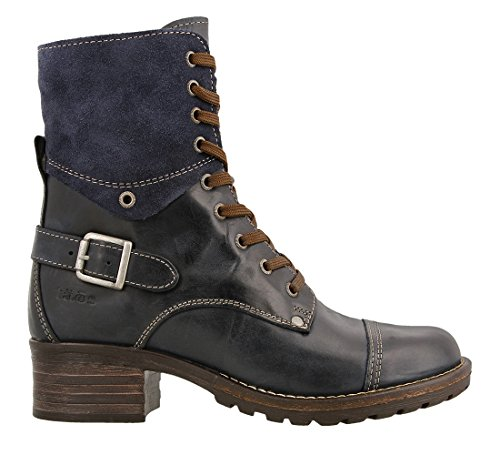 Taos Boot Blue Women's Ink Crave xrqwYEZrO