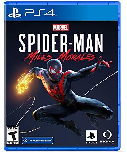 Marvel's Spider-Man: Miles Morales – PlayStation 4