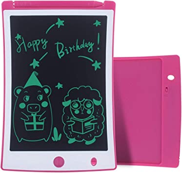 8.5 Inch Writting And Drawing Board Doodle Board Toys For Kids Birthday Gifts