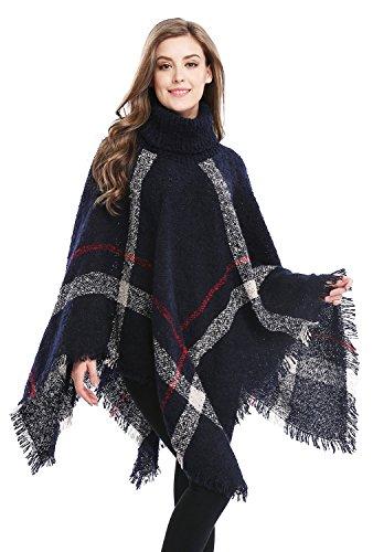 Bellady Womens Batwing Tassels Sweater product image