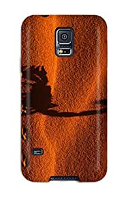 5331875K74151780 Perfect Tpu Case For Galaxy S5/ Anti-scratch Protector Case (insect)