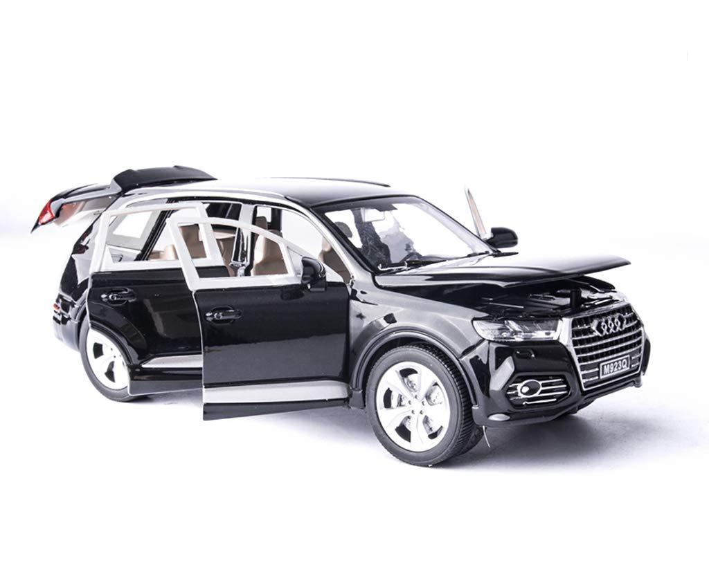 Gyzs Toy 1 24 Imitacion Audi Audi Imitacion Q7 Modelo De Coche