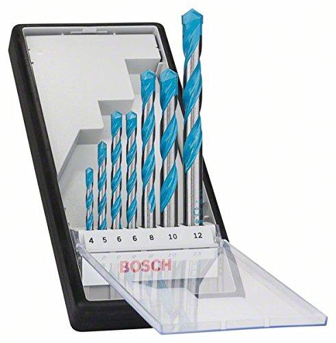 Bosch Pro Mehrzweckbohrer-Set CYL-9 Multi Construction, 7-teilig