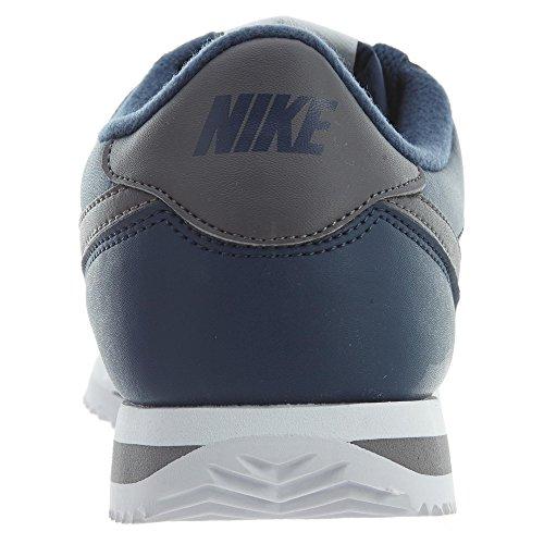 Nike Cortez Basic Leer Mens Stijl: 819.719 Mannen 819719-400