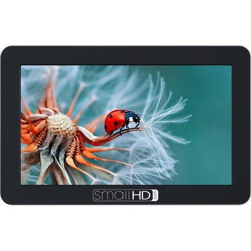 Video Color Monitor Broadcast (SmallHD FOCUS 5