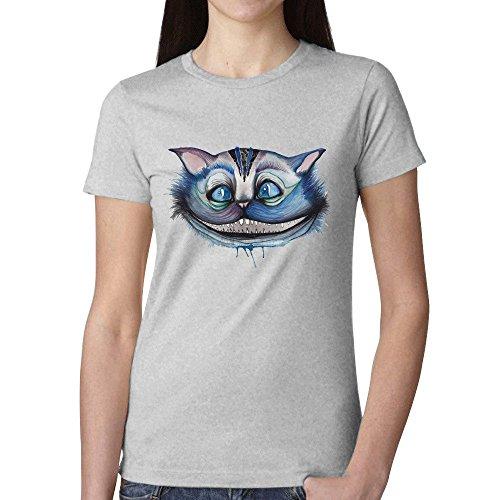 cheshire-cat-grin-alice-in-wonderland-t-shirts-womens-grey
