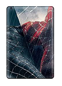 Excellent Ipad Mini Cases Tpu Covers Back Skin Protector Spider Man 3