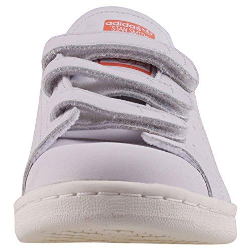 adidas Damen Stan Smith CF W Gymnastikschuhe Elfenbein (Crystal White S16/crystal White S16/legend Ink F17)