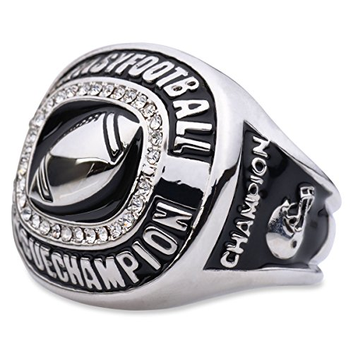 amazon sports rings championship fantasy football trophy com dp ring outdoors
