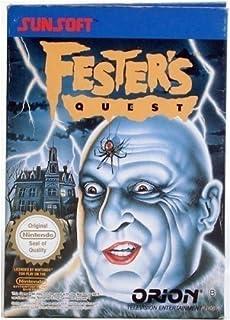 festers quest - Who Framed Roger Rabbit Nes