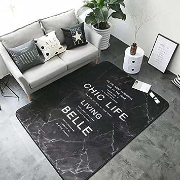 Amazon.de: WXDD Nordic Schwarze und weiße Streifen modern Moderne ...