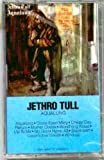 Jethro Tull ~ Aqualung (Original 1990 Chrysalis Records 21044 CASSETTE Tape NEW Factory Sealed in the Original Shrinkwrap Features 11 Tracks ~ See Seller's Description For Track Listing)