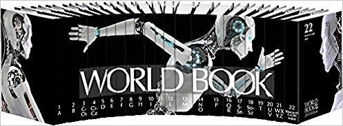 (World Book Encyclopedia 2018, 22 Volume Set)