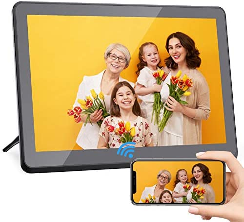 Digital Photo Frame WiFi 10 Inch