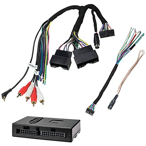 Axxess AX-FD2-SWC Interface W/SWC for Select 2011-Up Ford Vehicles by Metra