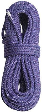ロープ、11mm 作業ロープ、屋外脱出救助ロープ、安全ロープクライミング機器安全懸垂下降ロープ,40m
