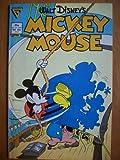 Mickey Mouse #228, July 1987. Floyd Gottfredson reprint