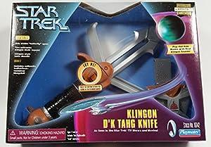 Star Trek Klingon D K Tahg Knife Electronic Amazon Co Uk