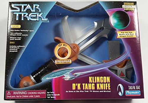 Star Trek Klingon D