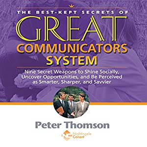 The Best Kept Secrets of Great Communicators Speech