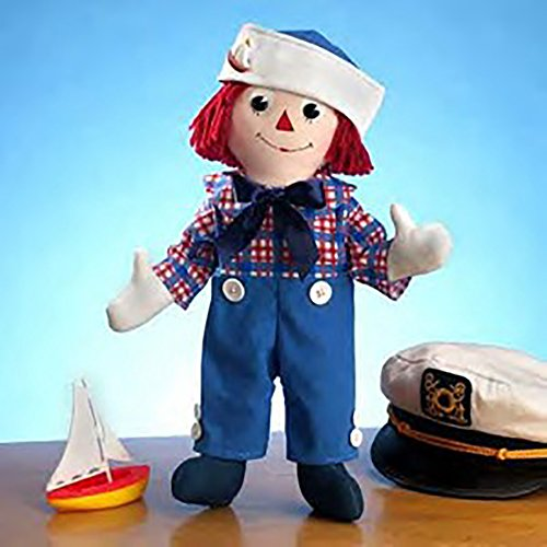 Raggedy Andy Goes Sailing Doll ()