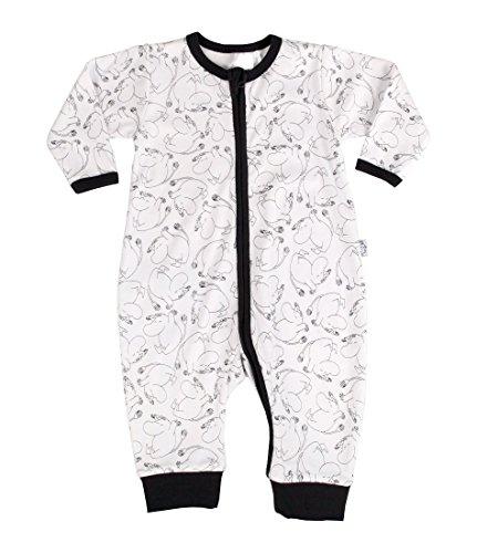 Moomin Baby Boys / Girls Pajamas, Sleepwear, Pyjamas, Night