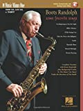 img - for Boots Randolph - Some Favorite Songs: Music Minus One for Tenor Sax, Alto Sax or Trumpet Bk/Online Audio book / textbook / text book