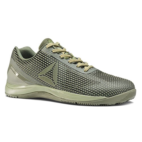 Black Nano Hunter Green Women's 7 Sneaker Crossfit Khaki 0 Reebok qxzPaRwE